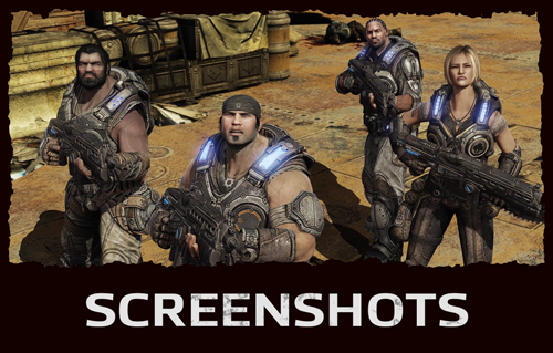Screenshots ufficiali
