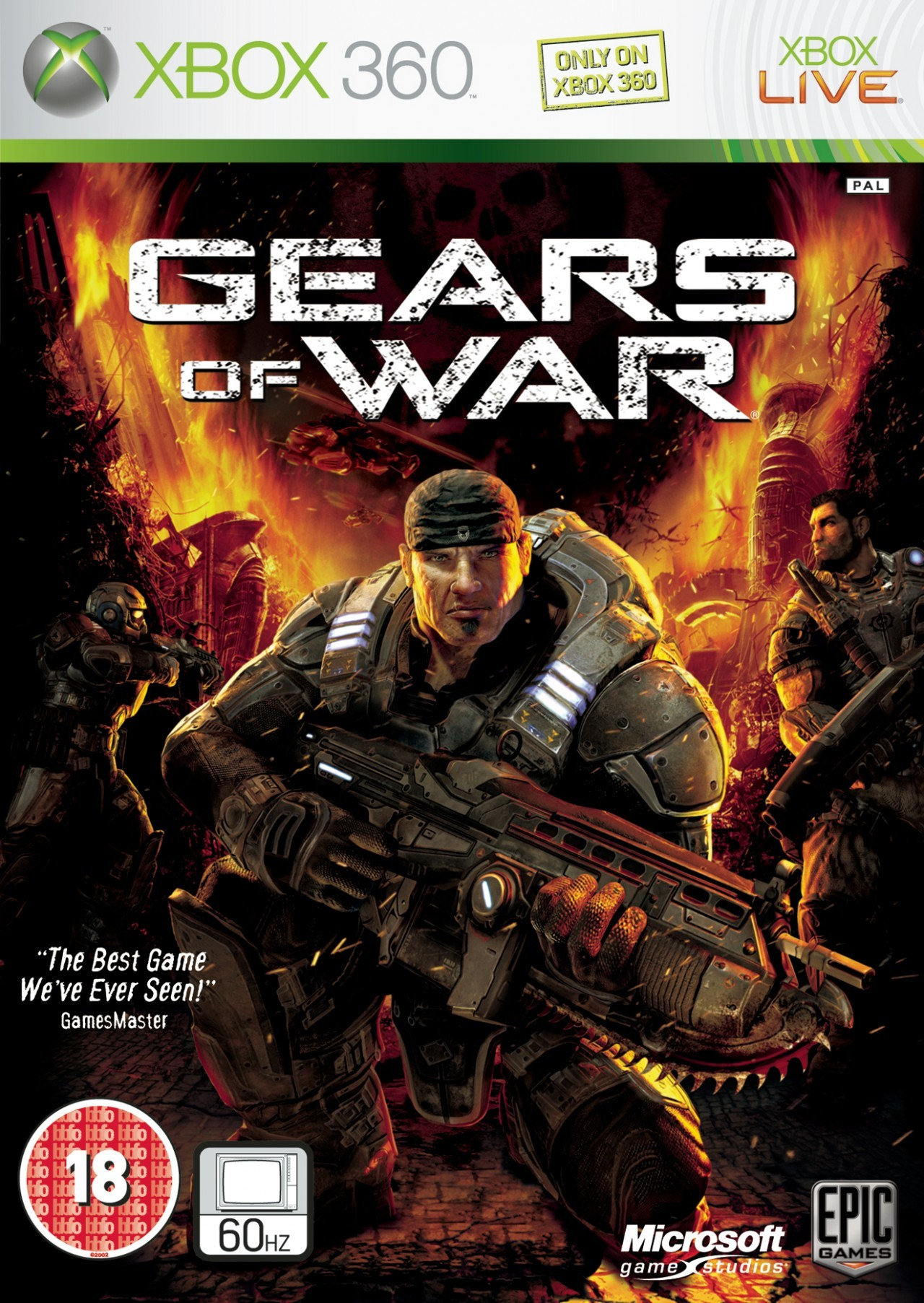 gow game